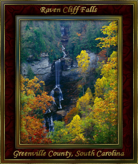GraphicsByLiz_CHSPSC_Raven_Cliff_Falls_autumn