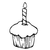GraphicsByLiz_BabyDayz_BirthdayCupcake_July2008