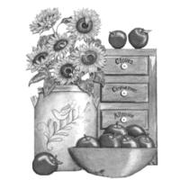 GraphicsByLiz_Sunflower_009