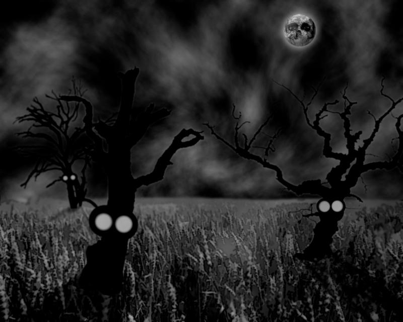 GraphicsByLiz_HalloweenTrees_Aug2008