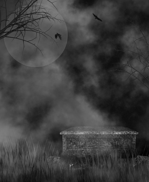 GraphicsByLiz_Halloween_or_Goth_Background_by_Junk_stock_Aug2008